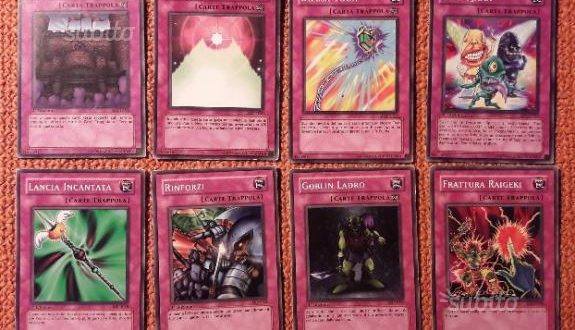 carte trappola yugioh