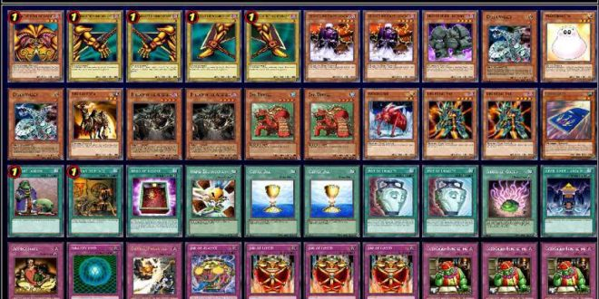 deck exodia